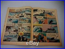 1941 Dell Four Color Series I FC #22 Don Winslow of the Navy VG