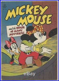 1946 Dell Four Color FC #116 Mickey Mouse Higher Grade