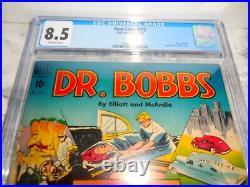 1949 Dell Four Color FC #212 Dr. Bobbs CGC 8.5 VF+