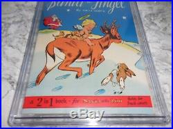 1949 Dell Four Color FC #259 Santa and the Angel CGC 8.0 VF Highest Graded