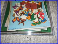 1955 Dell Four Color FC #611 Duck Album CGC 8.0 Only Graded Copy