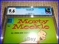 1957 Dell Four Color #793 Morty Meekle CGC 9.6 NM+ Single Highest Graded