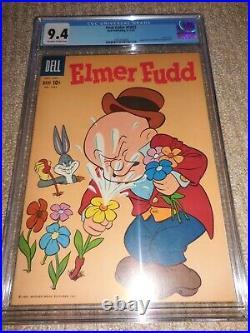 1959 Dell Four Color FC #1032 Elmer Fudd CGC 9.4 NM 2nd Highest CGC Grade