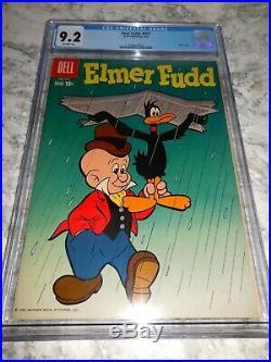 1959 Dell Four Color FC #977 Elmer Fudd CGC 9.2 NM