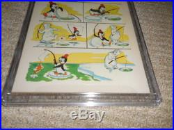 1960 Dell Four Color FC #1122 Chilly Willy CGC 9.0 VF/NM