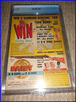 1961 Dell Four Color FC #1204 Walt Disney's Scamp CGC 8.5 VF+