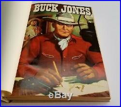 Bound FOUR COLOR Comic Books Vol. 50, #s 589 600. High grade, Western Pub