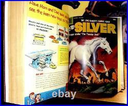 Champion, Trigger, Silver, Gypsy Colt, Stormy (1951-54) Dell Bound Comic Volume