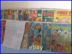 Comic Books Dell four color