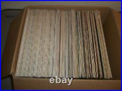 DELL FOUR COLOR LOT OF 82 ISSUES BETWEEN #118 -1302 Gold to Silver age huge lot