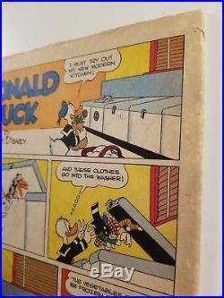 DONALD DUCK Four Color #178 1st app. Uncle Scrooge Carl Banks Ducktales