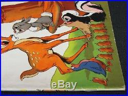 Dell Four Color #12 (1942) Golden Age Bambi Disney Nice VG+ 4.0-4.5 S252