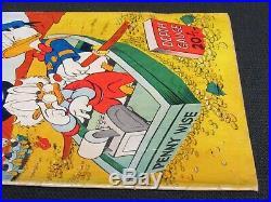 Dell Four Color #386 (1952) Key Uncle Scrooge #1 G/VG 2.5-3.0 J960