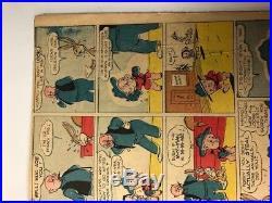 Dell Four Color #48 Porky Pig Comic 1944 Vg/fn Carl Barks Art