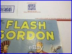 Dell Four Color 84 Ungraded Flash Gordon Golden Age