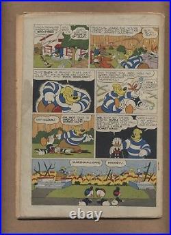 Donald Duck Four Color 147 (G-) Dell Comics 1947 Walt Disney Carl Barks c#16237