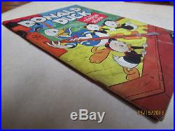 Donald Duck In Terror In The River Aka Four Color Comics 108 Carl Barks
