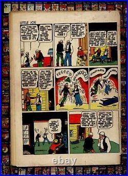 FOUR COLOR #1 2ND SERIES LITTLE JOE Golden age Comic