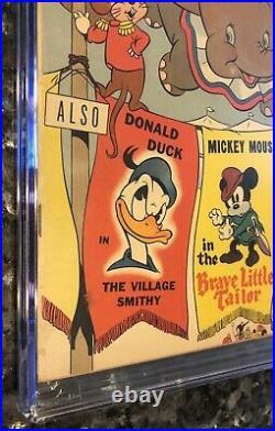 FOUR COLOR #17, 1941, 1st DUMBO, 1ST PRINT Disney
