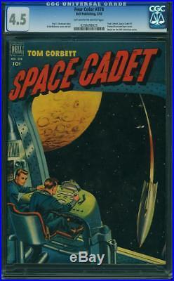 FOUR COLOR #378 CGC 4.5 VG+ 1952, Space Cadet #1
