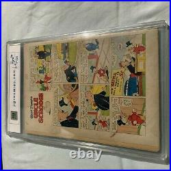 FOUR COLOR #386 Golden Age Pre Code PGX 3.0 G/VG 1st Uncle Scrooge Appearance
