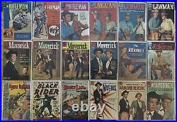 FOUR COLOR 89 HIGH GRADE 1950'S WESTERN COMICS GEMS TONS OF #1s MUST HAVE