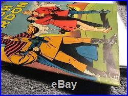 Flash Gordon Four Color #84 Dell 1945 Alex Raymond