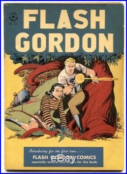 Flash Gordon- Four Color Comics #173 1947- VG+