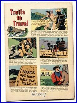 Four Color #1019 1959 Dell -VF Comic Book