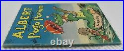 Four Color #105 (1946) Albert and Pogo Possum VG (4.0) Dell Publishing