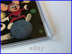 Four Color 1244 Cgc 9.6 Space Mouse Walter Lantz Highest Graded Dell Comics