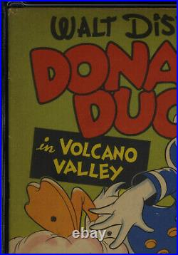 Four Color #147 CGC 6.0 (Dell, 1947) Donald Duck by Carl Barks