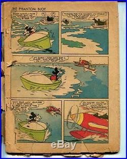 Four Color #16 1941 Dell -P Comic Book