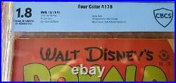 Four Color # 178 KEY BOOK (CBCS 1.8)