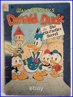 Four Color #189 Donald Duck One Shot