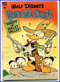 Four Color #199 1948 Dell -VG+ Comic Book