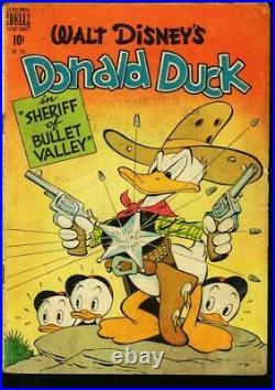 Four Color #199 1948 Dell -VG- Comic Book