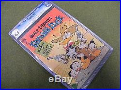 Four Color #199 Donald Duck CGC 4.5 (1948) Carl Barks