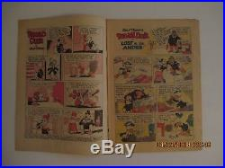 Four Color #223 Donald Duck Lost In The Andes Carl Barks 1949