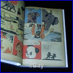 Four Color #25 Andy Panda #1/Santa Claus Funnies nn #1 Bound Dell Volume withKelly