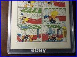Four Color #339(1953) Donald Duck! CGC 8.0! Dell File Copy