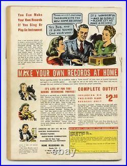 Four Color #4 GD+ 2.5 1940