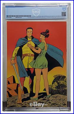 Four Color #437 Edgar Rice Burroughs' John Carter of Mars CBCS Graded NM- 9.2