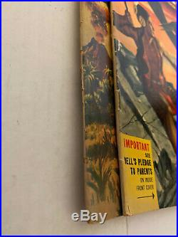 Four Color #596 Turok Son of Stone Dell 1954 1st Turok Plus 2nd Appearance +More