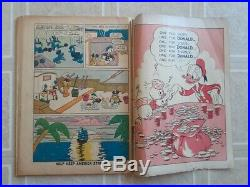 Four Color #9 DONALD DUCK finds Pirate Gold (1942)