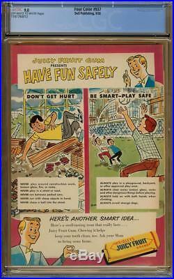 Four Color #937 CGC 9.0 Ruff & Reddy 1st Hanna Barbera Cartoon Adaptation