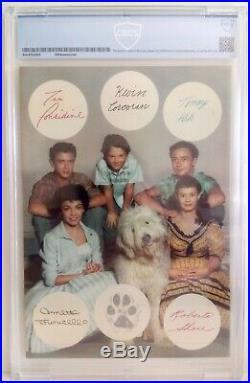 Four Color # 985 Walt Disney's Shaggy Dog CBCS (8.5) 1959 Dell Photo Cover