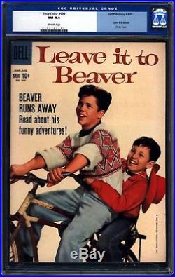 Four Color #999 Leave it to Beaver CGC 9.4