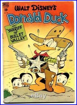 Four Color Comics #199 comic book 1948- Donald Duck Carl Barks