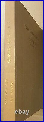 Four Color Comics Bound Volume 80 #949-960 Ricky Nelson Lennon Sisters Frosty